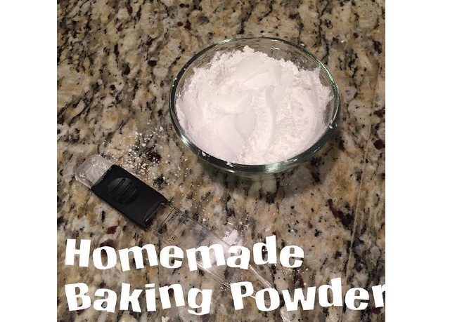 Aluminum Free Baking Powder