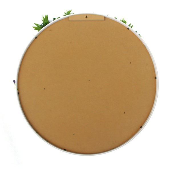 back of artificial wall disk