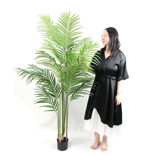 indoor Artificial Tropical Tree Areca Palm
