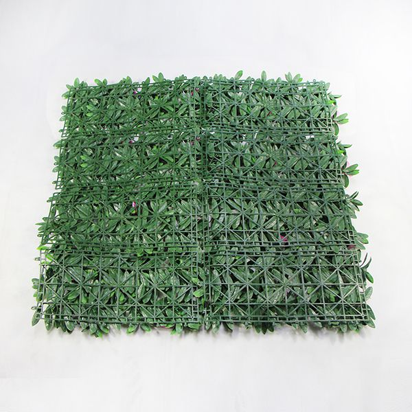 backdrop of B005 wall plants panel