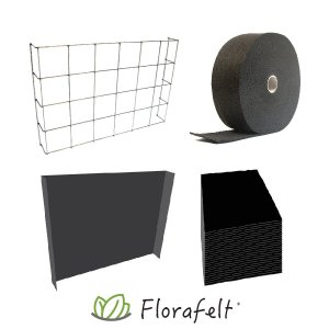 Florafelt Pro System Unit 3x2 Parts