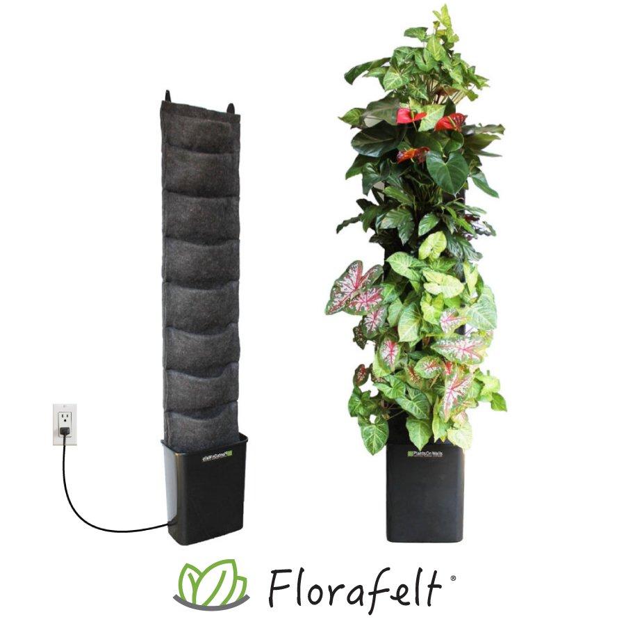 Florafelt Compact Vertical Garden Kit