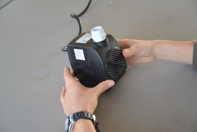 Florafelt Jebao Pump Maintenance