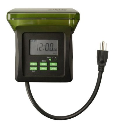 Woods 24-hour outdoor timer 50013   ace canada.