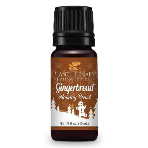 Gingerbread Holiday Blend Essential Oil