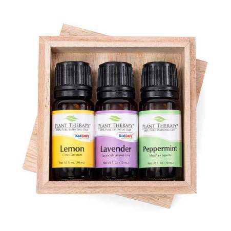 new healthy you essential oils kit