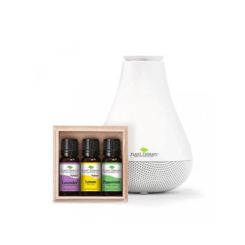 essential oil gift sets for home