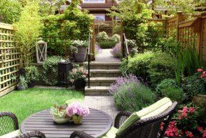 Kleiner Garten 10 Ideen zur platzsparenden ...