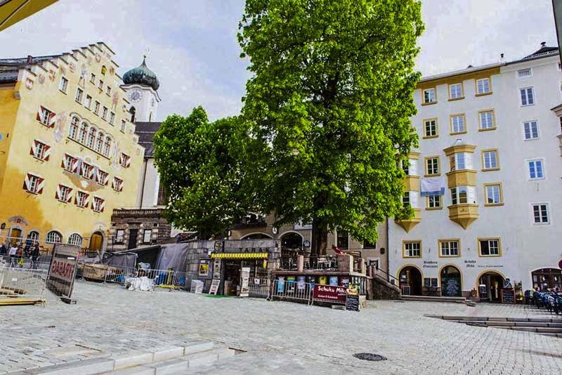 US16 – Energetische Sanierung eines denkmalgeschützten Stadthauses in Kufstein