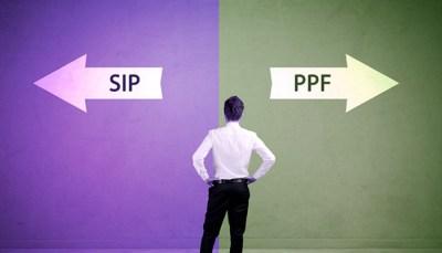 SIP vs. PPF: Better Investment Option