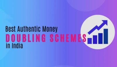 Best Money Doubling Schemes in India