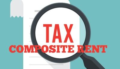 Elaborating Tax Treatment of Composite Rent