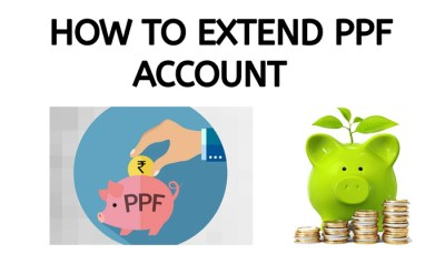 How to Extend or Revive a Dormant or Inactive PPF Account?