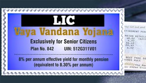 LIC vaya vandana yojana
