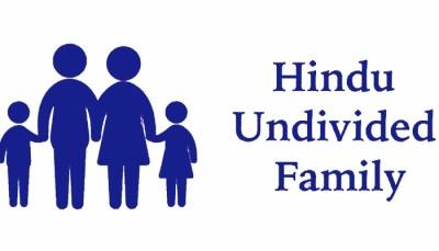 Hindu Undivided Family
