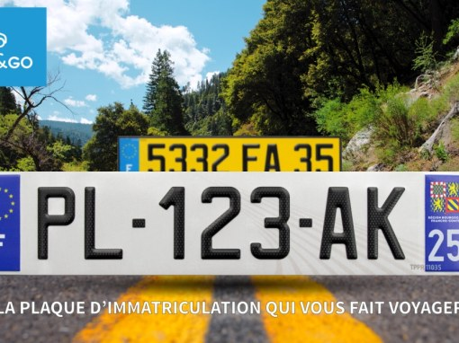 remplacement ancienne plaque d'immatriculation