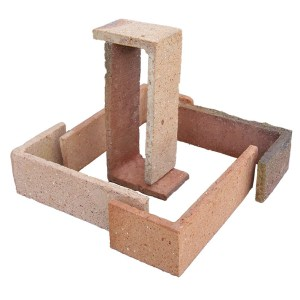 Esquina Semimanual Destonificada Arenosa 24×11,25×7,5x1cm