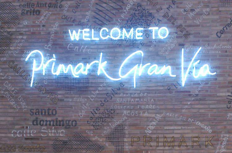 Primark Gran Vía