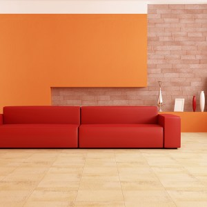 Plaqueta Semimanual Cuero Arenosa 22×6,5x1cm Refrentada