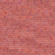 Plaqueta Semimanual Roja Rústica 22x3x1,5cm Refrentada 1