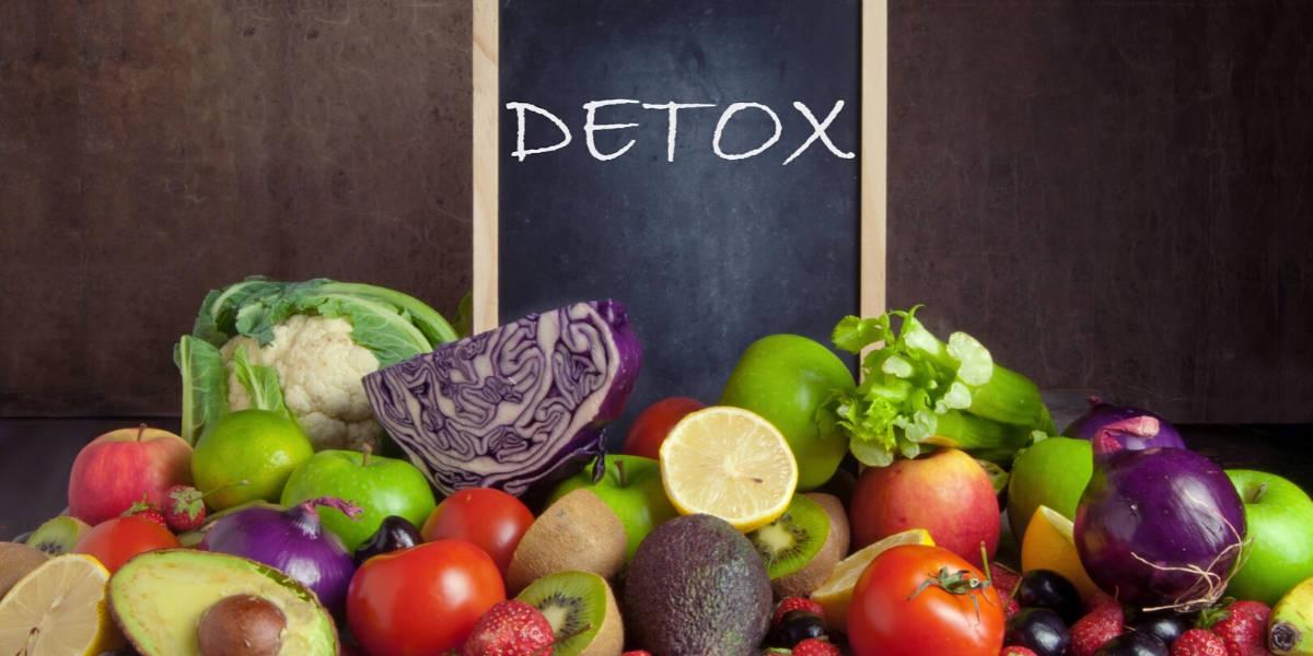 detoxification process