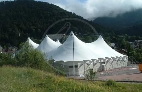 Tent theater dim. 45 x 54