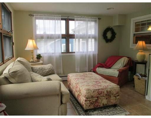 Sun room before -- Plaster & Disaster