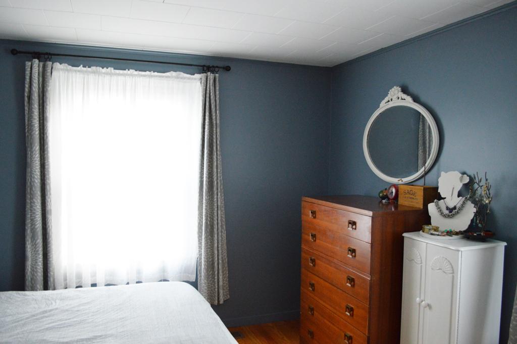 moody and dark bedroom plaster u0026 disaster