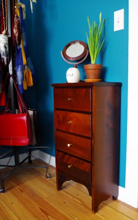 Furniture Makeover - After - Plaster & Disaster