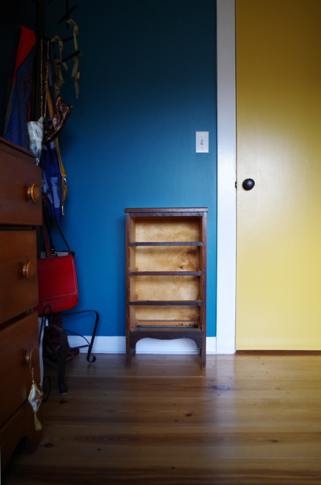 Furniture Makeover - Before Expos-e Shot - Plaster & Disaster
