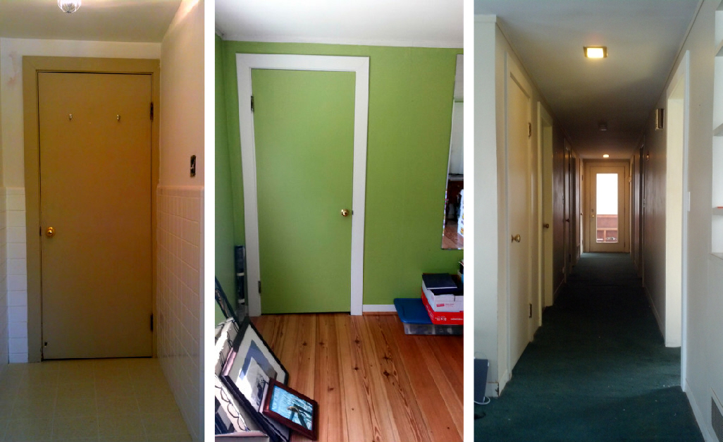 Our Door Upgrade Or Let Your Ugly Stuff Set You Free Plaster Disaster