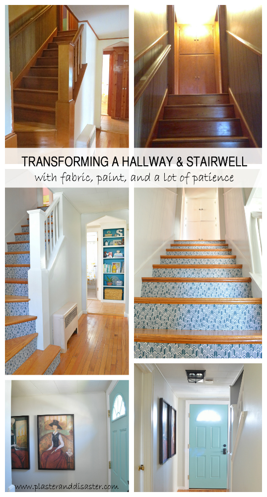 Home improvement -- Transforming an entryway -- Plaster & Disaster