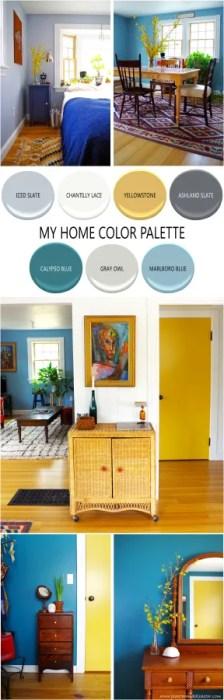 My home color palette - Plaster & Disaster