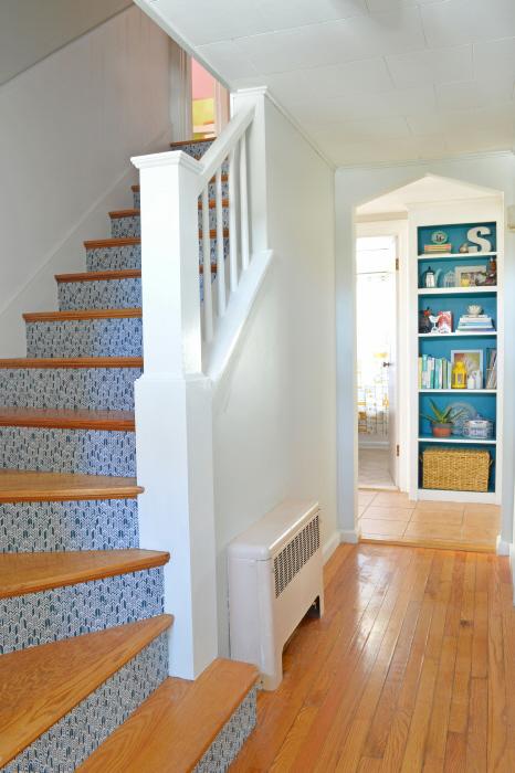 Hallway Transformation - Plaster & Disaster