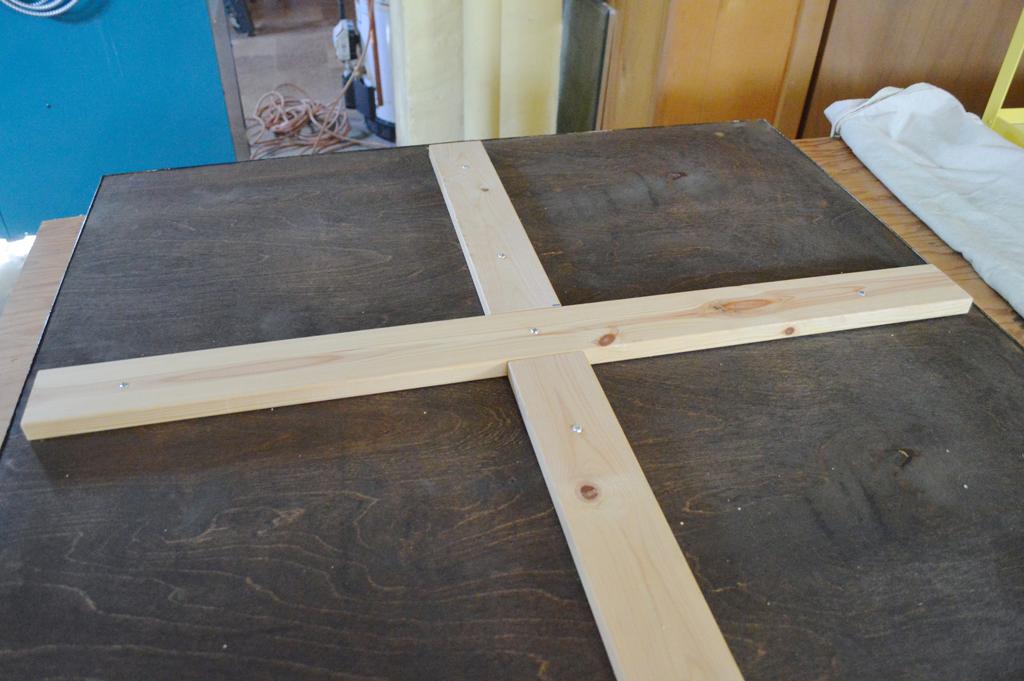 Creating A Sleek Plywood Tabletop    Plaster U0026 Disaster