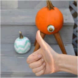 Bloggeriest Fall Crafts - Featured - Plaster & Disaster