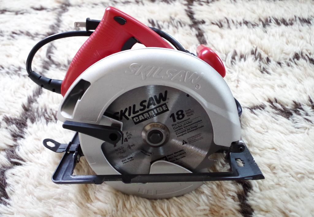 Circular Saw - Plaster & Disaster