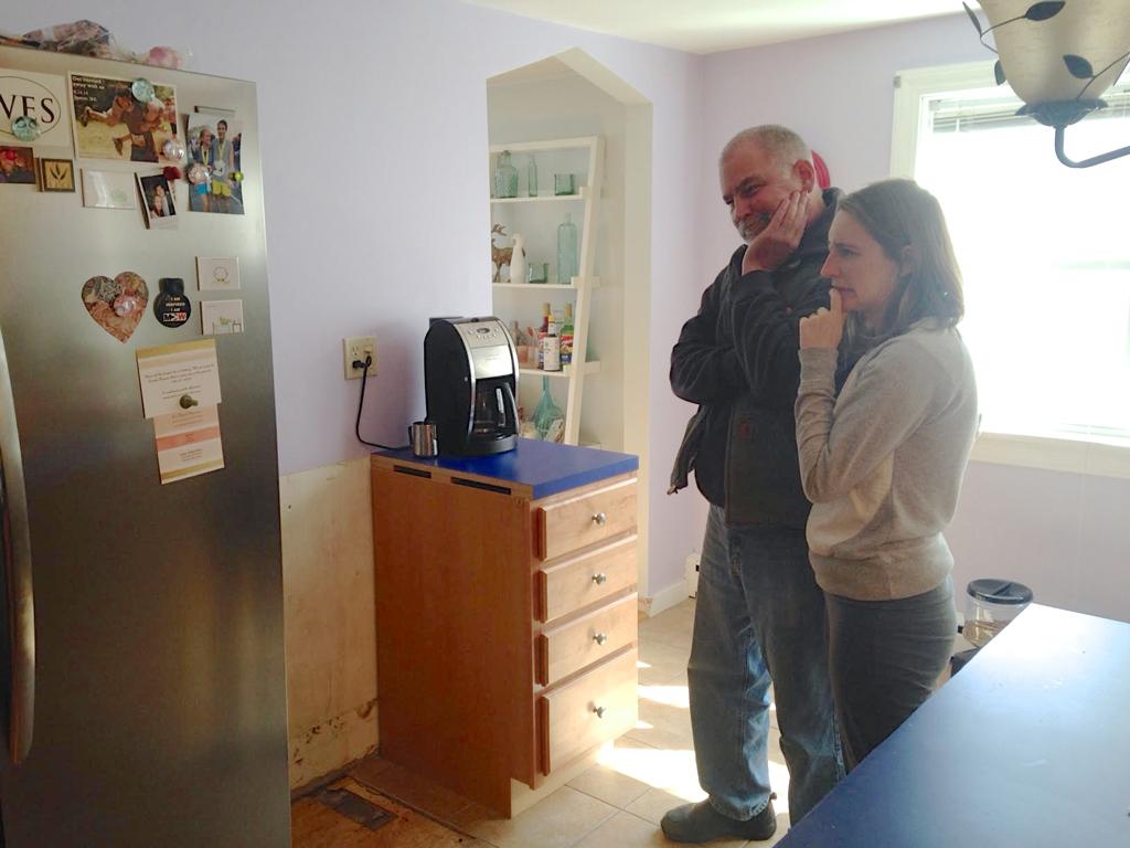 Planning custom cabinetry -- Plaster & Disaster