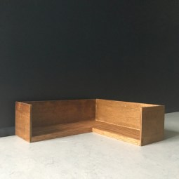 DIY dollhouse couch -- Plaster & Disaster