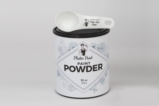 Paint-Powder
