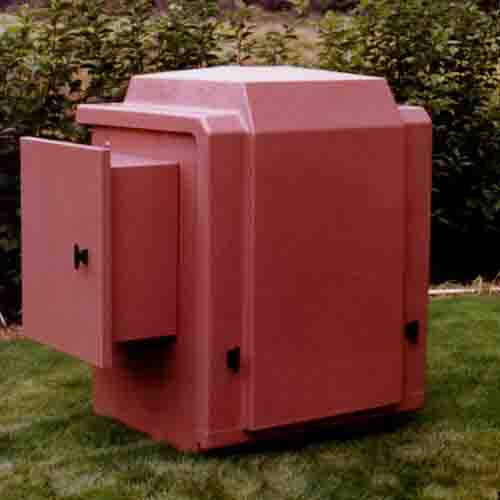 Insulated Standard Small Shelters
