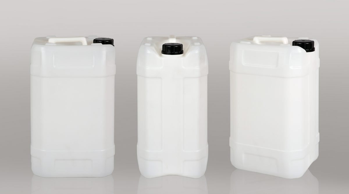 Jerry Can Stacker Plastic Bottle Supplies