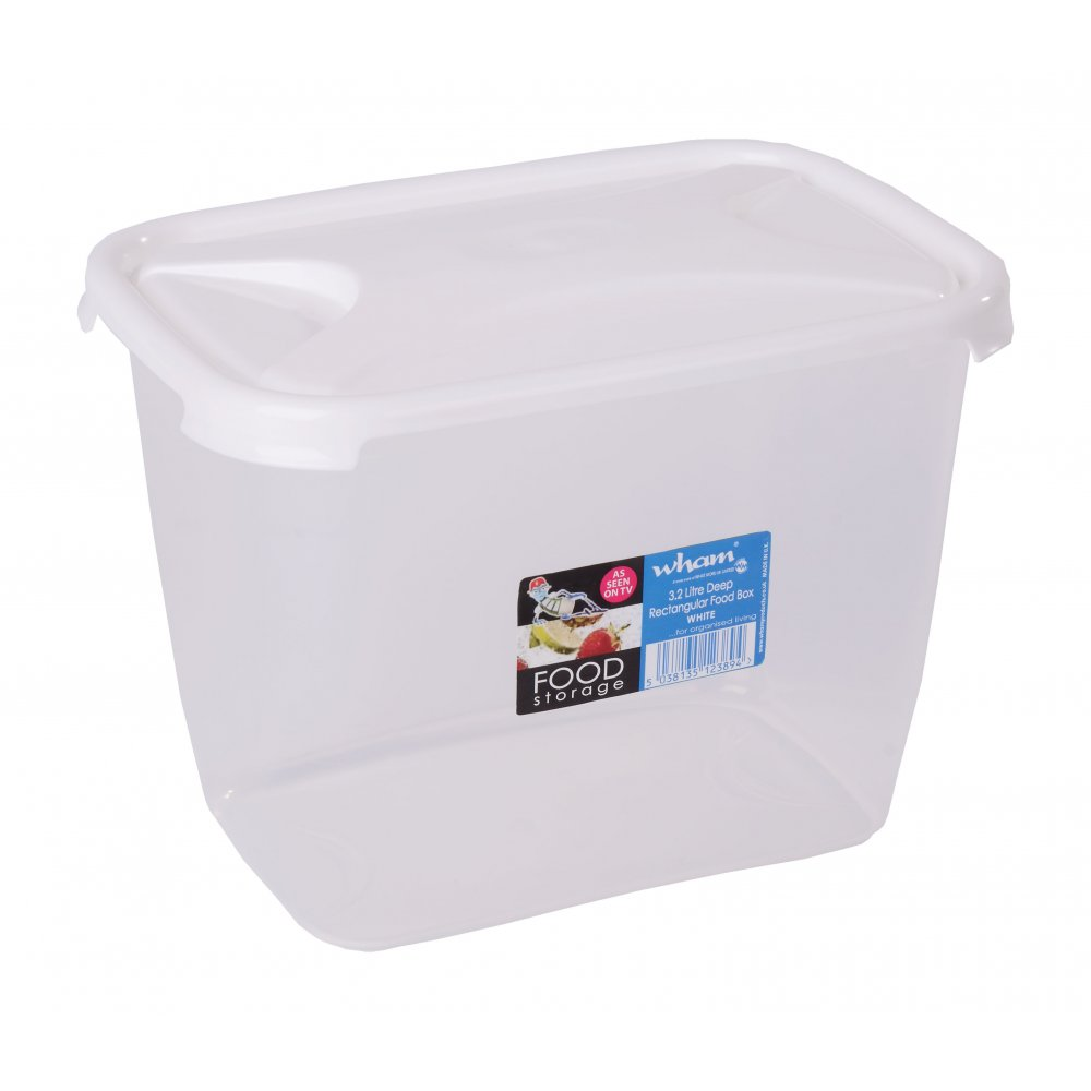 Must see Plastic Storage Bins With Lids - 3-2-litre-deep-rectangular-cuisine-plastic-food-container-p706-1152_image  Collection_712862.jpg