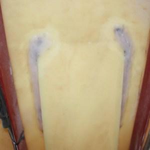 Boomspray - Repairs to boomspray sump