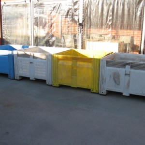 Wine and fruit bin repairs - Nally Megabin, Super Bin etc