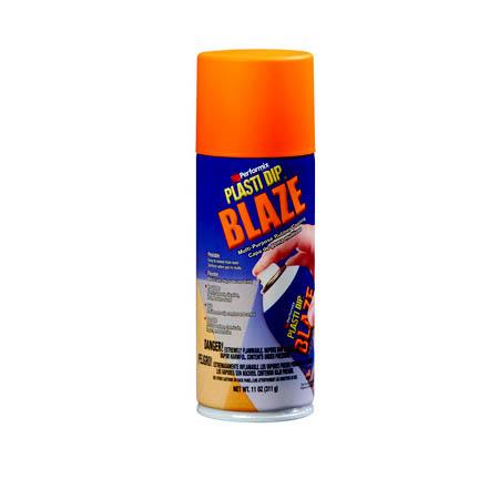 Plastidip blaze orange 11218-6