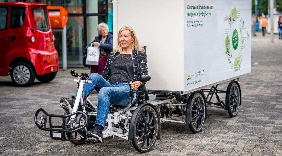 The Hague introduces the sustainable Cargo Bike