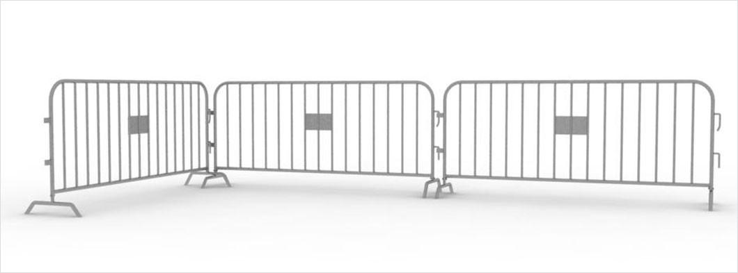 Interlocking Barriers