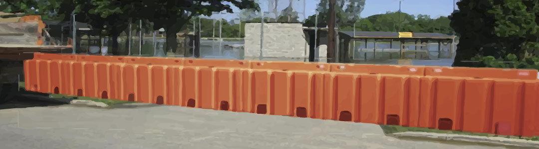 New Interlock Blocks Create Temporary Walls