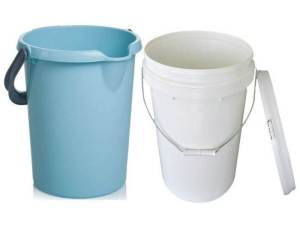 plastic-bucket mould